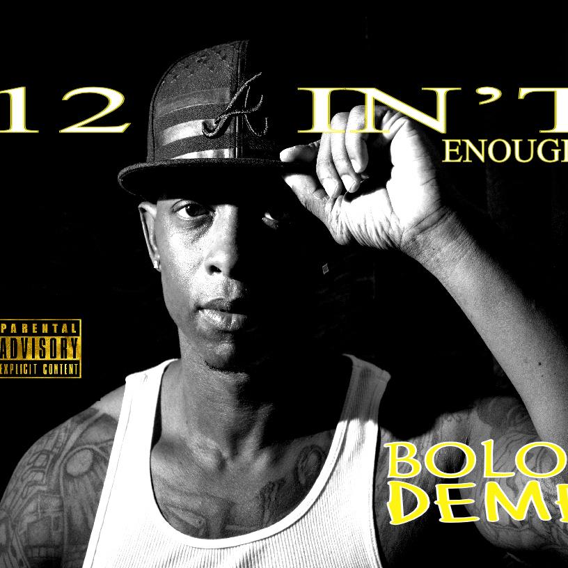 12 Aint Enough Album Cover
